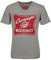 champagne taste on a beer budget