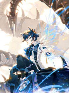 M Anime, Dark Anime, Anime Demon, Cool Anime Guys, Cute Anime Boy, Anime Art Girl, Fantasy Character Design, Character Art, Chibi