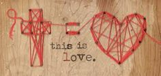 Image uploaded by Ana. Find images and videos about jesus on We Heart It - the app to get lost in what you love. Heart Day, We Heart It, Hillsong Church, Max Lucado, This Is Love, Pattern Design, Cool Designs, Triangle, Design Inspiration