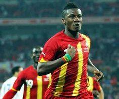 Asamoah Gyan, Captain of Ghana