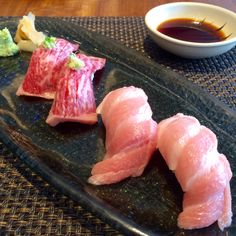 Matsuzaka sushi & Otoro Sushi