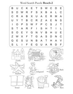 word searches 50 pages