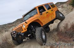 Another Pic of Poison spyder JK