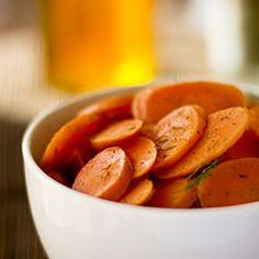 Bourbon Carrots Wouldn't change a thing, soooo good!