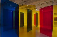 Sanford Wurmfeld: Color Visions 1966 – 2013