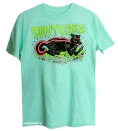 Gatosaurio ~ Don't Care / Bye Bye Tee