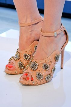 Best in Shoe: See Over 450 Perfect Pairs From the Spring '13 Runways: Rachel Roy