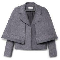 Tory Burch Jess Reversible Jacket style=