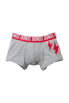 BONDS Boys Fit Trunk | Boys Trunks Underwear | UXPN1A