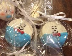 12 Humpty Dumpty Chocolate Covered Oreos perfect by PetitesFavors