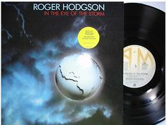 At £6.98  http://www.ebay.co.uk/itm/Rodger-Hodgson-In-Eye-Storm-A-M-Records-12-LP-AMA-5004-1984-/261106486257