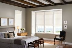 Tradewinds Graber Light Filtering Natural Shades D And Blinds Wood