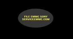 Kumpulan file emmc sony