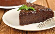 Супер влажный шоколадный пирог без яиц | Вкусно готовим дома