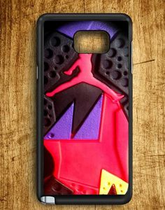 Jordan Air Retro Raptors Samsung Galaxy Note Edge Case