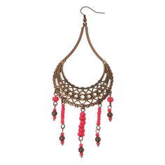 Boucles d'oreilles pendantes Gouttes Collection par SaayaCreation, €28.00