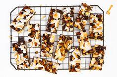 Potato Chip–Crusted Magic Bars