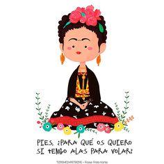 Frida Kahlo #Frases