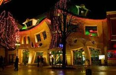 The Crooked House - Poland