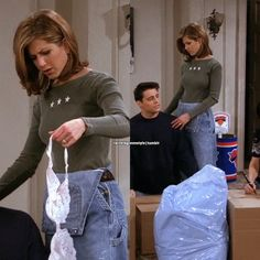 16 Rachel Green Outfits We'd Happily Wear in 2019 - Celebrities Female Rachel Green Outfits, Estilo Rachel Green, Rachel Green Friends, Rachel Green Style, Rachel Green Hair, Fashion Male, Fashion Tv, Green Fashion, Fashion Outfits