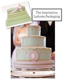 The Wedding Cake Laduree