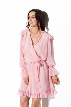Silk, Casual, Clean Iron, Dresses, Bleach, Powder, Products, Fashion, See Through