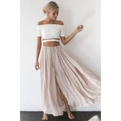 Against+The+Tides+Maxi+Skirt+Nude