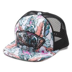 The Beach Girl Trucker Hat is a cotton 862f5d209b2