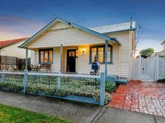 Photo of a weatherboard house exterior from real Australian home - House Facade photo 523113