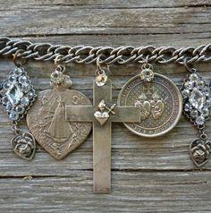 Sacred Heart Cross