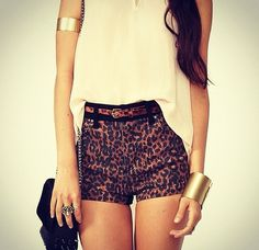 All about the animal prints