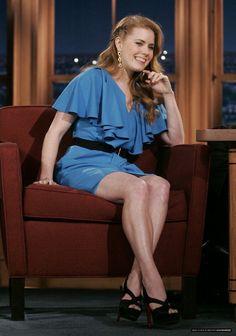 Amy Adams ~ Best Celebrity Legs in High Heels