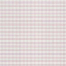 Lazy Sunday 451726 Rasch Tapete Vlies karo kariert cremeweiß rosa (1,89€/m)