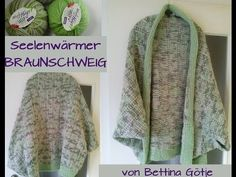 Tunesisch Häkeln - Seelenwärmer Braunschweig - Woolly Hugs SHEEP Veronika Hug - YouTube