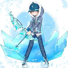 Image may contain: one or more people Anime Galaxy, Boboiboy Galaxy, Boboiboy Anime, Anime Art, Ice Elemental, Norman, My Childhood Friend, Youtube Logo, Cool Animations