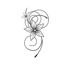 Nail Arts Sandistore DIY Design Nail Tip Art Water Transfers Decal Sticker (Black Flower) ** Visit the image link more details.