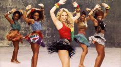 dancing girl amazing shakira waka waka #gif from #giphy                                                                                                                                                     More