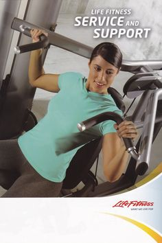 Published Life Fitness Work