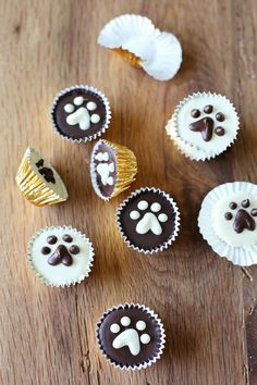 Puppy Peanut Butter Cups