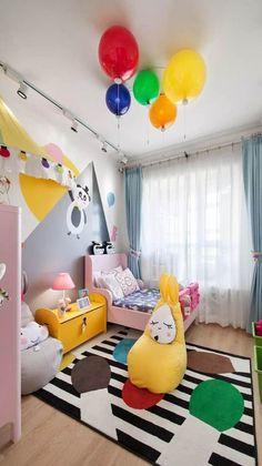 Baby Bedroom, Girls Bedroom, Bedrooms, Youth Rooms, Kids Room Design, Kid Spaces, Girl Room, Toddler Bed, Kids Rugs