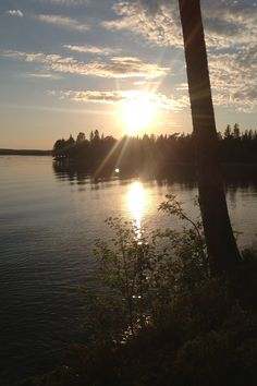 Sunset, Rovaniemi Finland, Scenery, Celestial, Sunset, Outdoor, Sunsets, Outdoors, Landscape, Landscapes