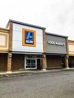 I heard about Aldi in snippets for years before I ever made my way there: It's owned by the same people as Trader Joe's (which is almost the case, but not quite), it's filled with brands you've never heard of (mostly private label, similar to Trader Joes'), and if you're going to buy anything there, this one particular item has to be it.