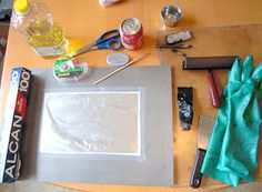 Lithography @ home