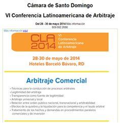 VI Conferencia Latinoamericana de Arbitraje