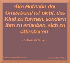 1000 images about maria montessori on pinterest maria for Raumgestaltung nach reggio