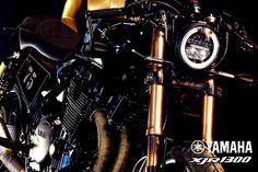 Cafe Racers, Xjr 1300, Yamaha