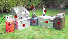 """Partner Steel """"Cook Partner"""" Expedition Stove Review."""