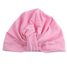 Moeble Baby Turban Hat with bow Toddler Hat Pink Newborn Beanie stylish Topknot beanie Photo Props Baby shower gift H033