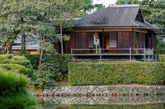 The Katsura Imperial Villa Kyoto