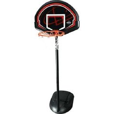 Basketball Hoop Backboard Youth Kids Stand Rim Portable System Goal Outdoor Net #Lifetime